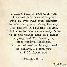Ways To Say I Love You Quotes by Best 20 I Choose You Ideas On Pinterest I Choose You Quotes