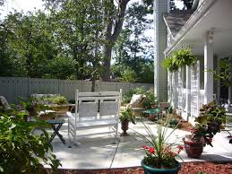 patio off front porch landscaping u0026 gardening ideas pinterest