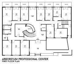 build a floor plan building floor plans arboretum professional center