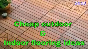 Outdoor Flooring Ideas Cheap Outdoor Flooring Ideas Cheap Indoor Flooring Ideas