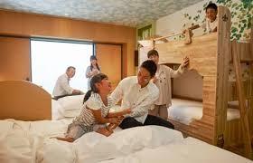 Hilton Tokyo Bay In Tokyo - Hilton family room