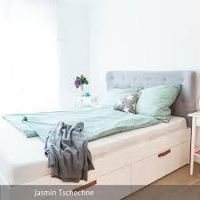 schlafzimmer len ikea die besten 25 brimnes bett ideen auf wände glätten