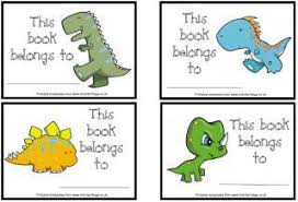 dinosaur printables children