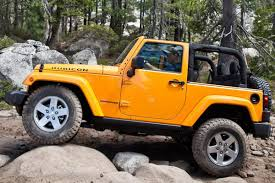 built jeep wrangler top 5 vehicles to build your off road dream rig
