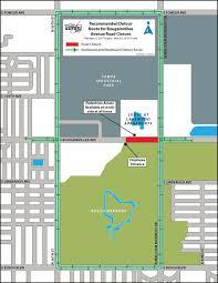 Busch Gardens Map Temporary Road Closed E Bougainvillea Avenue Began February 27