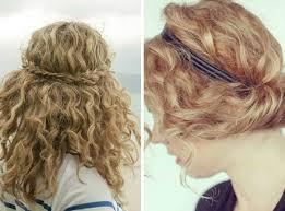 Halb Hochsteckfrisurenen Mit Locken by Frisuren Für Locken 4 Effektvolle Ideen Für Das Haarstyling