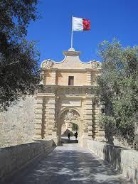 Maltese Flag Meaning File Entrance To Mdina Malta Panoramio Jpg Wikimedia Commons