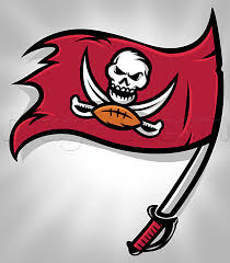 learn how to draw the tampa bay buccaneers sports pop culture