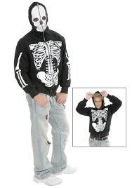 skeleton woman halloween costume skeleton hooded sweatshirt
