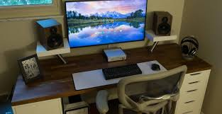 clean gaming desk ideas archives gaming desk ideas