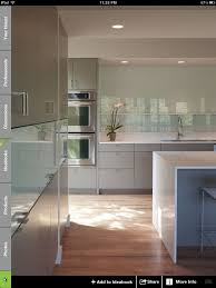 The  Best Back Painted Glass Ideas On Pinterest Glass Tile - Painted glass backsplash