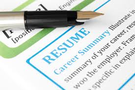 Self Employed Resume Samples by The Self Employed Resume Small Business Bonfire