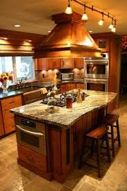 Dream Kitchens 46 Kitchen Lighting Ideas Fantastic Pictures Dark Wood