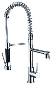 whitehaus wh2070028 commercial kitchen faucet with spray kitchen - Commercial Kitchen Faucets