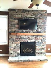 stone veneer diy clean fireplace hearth over brick diy faux stone gallery pictures for stone veneer diy clean fireplace