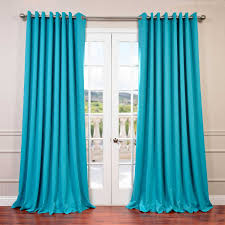 Yellow Patterned Curtains Living Room Teal Turquoise Curtains Teal And Yellow Curtains