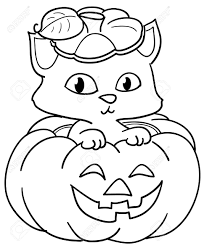 Halloween Colouring Printables Halloween Colouring Pages For Kids To Print Archives Gallery