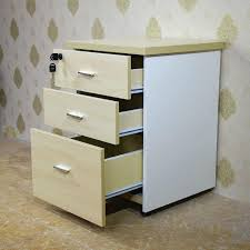 Drawer Filing Cabinet Wooden File Cabinet With Lock Full Size Of File Stand Under Desk