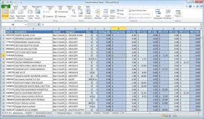 Bar Liquor Inventory Spreadsheet Inventory Spreadsheet Template Hynvyx