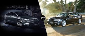 2016 Chrysler 200 Vs 2016 Chrysler 300
