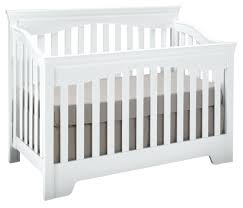 Stanley Young Bedroom Furniture Young America All Seasons Tribute Convertible Crib With Slats