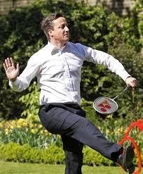 Badminton Meme - pm s a smash david cameron hits badminton court and gets glowing