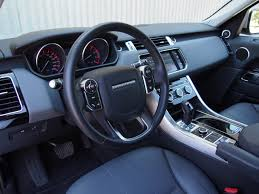 blue range rover interior 2014 range rover sport v8 review cars photos test drives and
