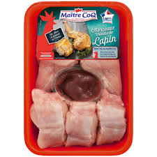 cuisiner lapin entier lapin entier découpé maître coq