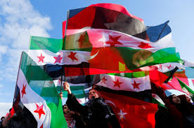 Rebel Syrian Flag After Aleppo A Chapter Closes On Turkey U0027s Ambitions In Syria