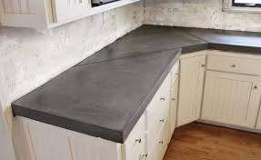 Kitchen Cabinets Fittings Concrete Kitchen Countertops With White Cabinets House Design