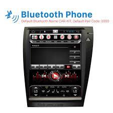 lexus singapore service menu 12 1 inch hd touch screen android 4 4 2 gps navigation car radio