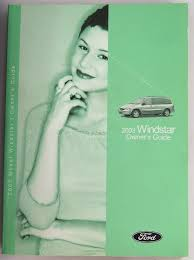 100 service manual for 2003 ford windstar 2003 ford