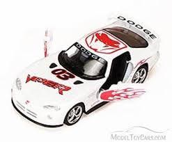 Dodge Viper White - dodge viper race car 03 white kinsmart 5039df 1 36 scale