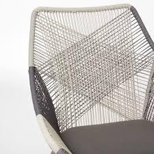 Net Chair Huron Large Lounge Chair Cushion West Elm