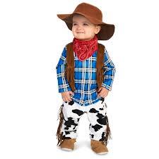boys rodeo cowboy halloween costume infant size toys