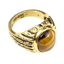 eye rings jewelry images Elvis jewellery elvis presley tigers eye ring jpg