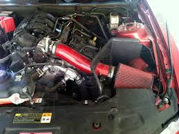 ford mustang cold air intake 2011 2014 mustang 3 7l v6 jlt cold air intake painted cai fmv6 11 p