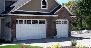 2 Door Garage by Infinity Classic Northwest Door