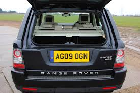 land rover discovery sport trunk space land rover range rover sport estate 2005 2013 features