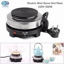 appareil cuisine cuisinière électrique plaque chauffante mini plaque de cuisson