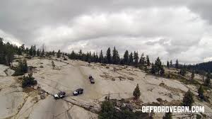 rubicon trail trail review the rubicon trail part 1 california off road vegan