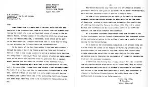 compare and contrast essay sample these two letters ushered in the precarious age of nuclear einstein roosevelt letter