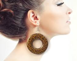 large earrings add big and antique earrings to your look bingefashion