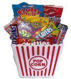 Movie Night Gift Basket Ideas The 25 Best Movie Basket Ideas On Pinterest Movie Basket Gift