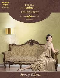 boysen decore perlescente is a decorative environment friendly