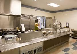 industrial kitchen equipment interior design decor