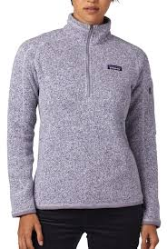 patagonia s better sweater patagonia better sweater s 1 4 zip 25617 birch white
