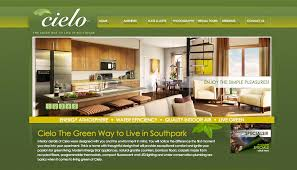 Cielo Apartments Charlotte by 10 Fantastic Real Estate Web Designs Accrisoft