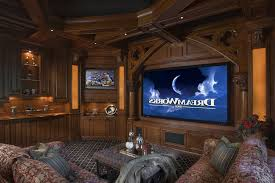 home theater decorating ideas pictures interior small home theater room ideas big screen on the beige