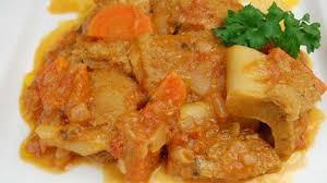 cuisiner des tripes ragoût de tripes de bœuf recette par tchop afrik a cuisine
